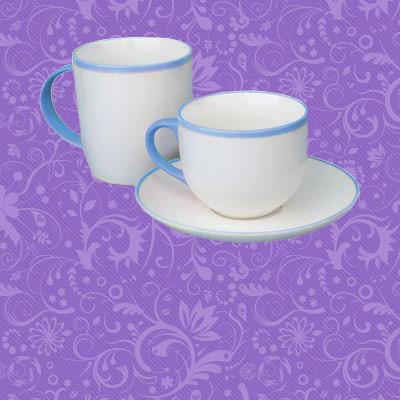 فنجان و نعلبکی