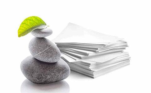 تولید کاغذ از سنگ